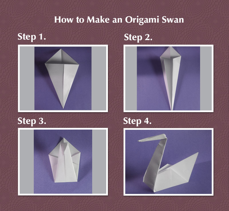 How to do an Origami Rabbit Ear Fold - Folding Instructions ... | 736x800