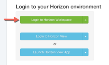 Connect To Horizon Workspace Portal | VMware End User Computing