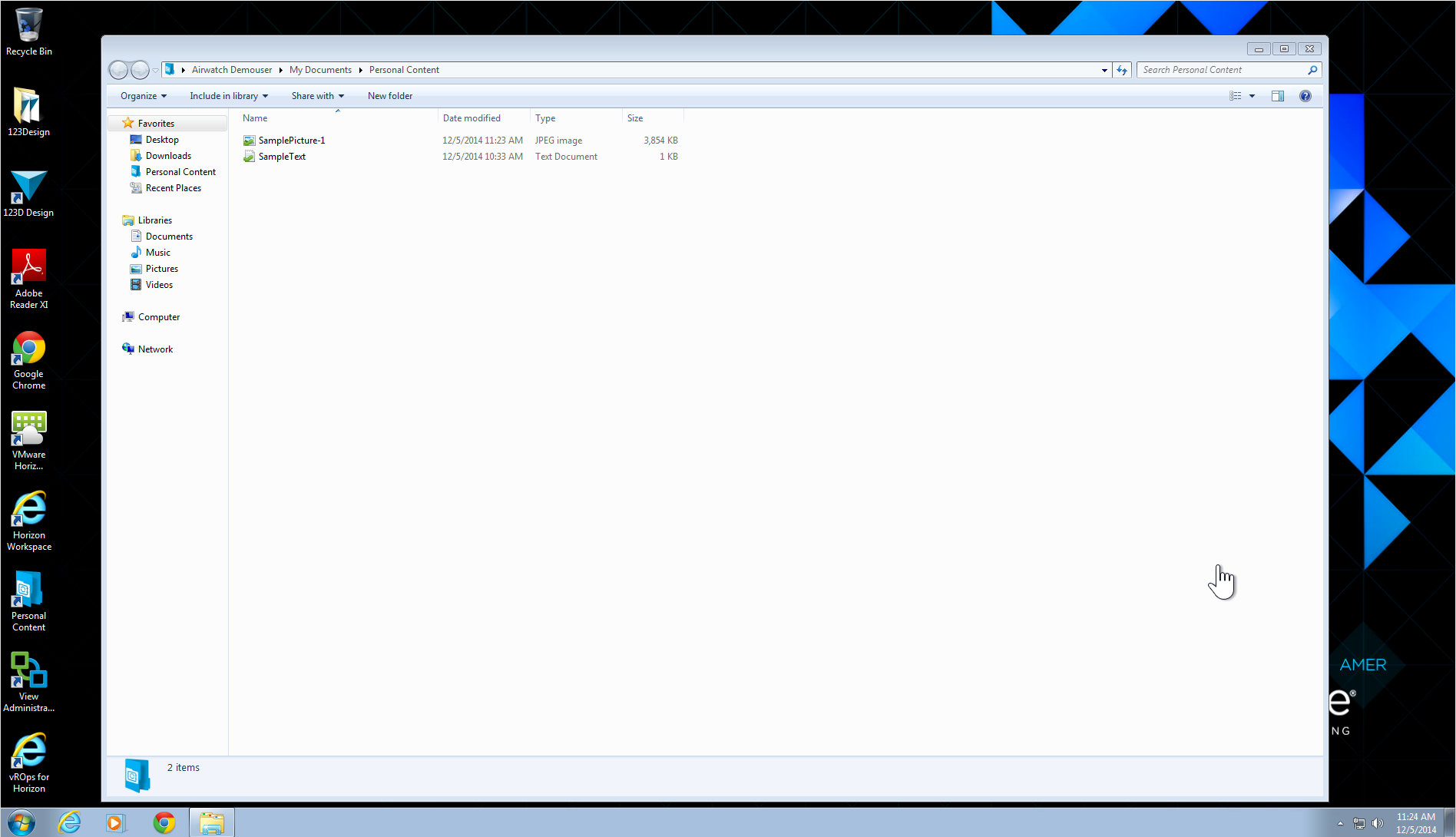 Airwatch Setup And Usage | VMware End User Computing