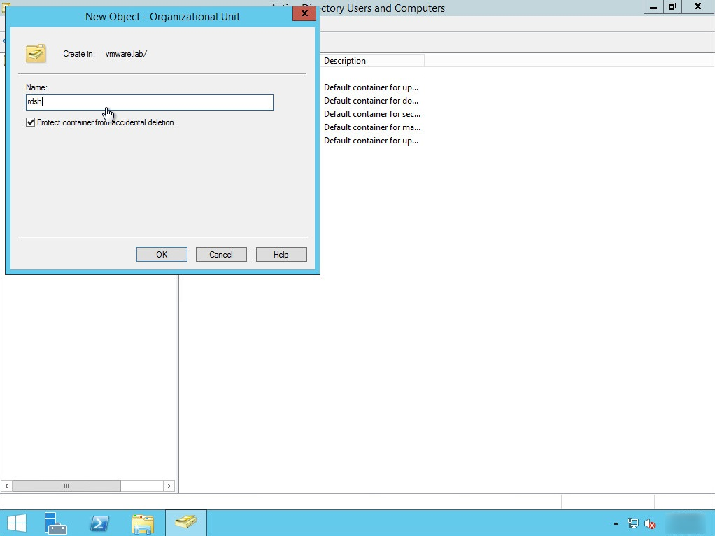 Configure Group Policy Settings For RDS Host Sessions