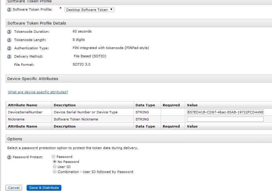 Rsa token device serial number | Find My Token Serial Number