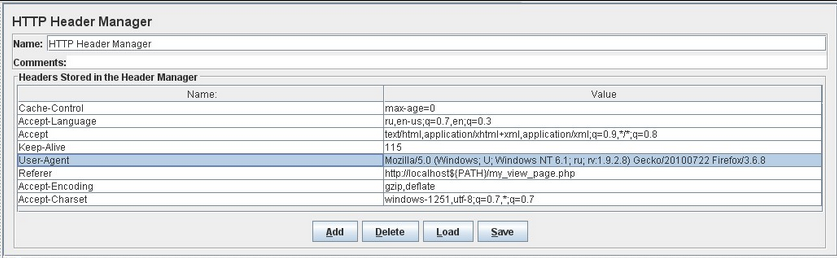 Using The Header Manager | The JMeter Pro's Load Testing