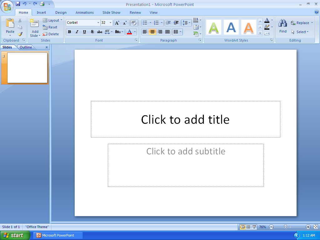 Business Plan Point Template