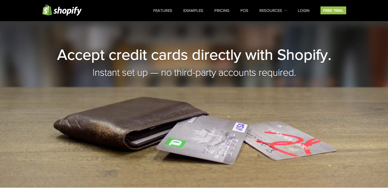 Checkout And Payment | Shopify And You: Opening Your Online