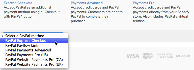 Checkout And Payment | Shopify And You: Opening Your Online Store